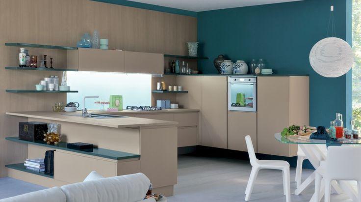 15 sposobów na kuchnię w kolorze kawy z mlekiem  - zdjęcie numer 9
