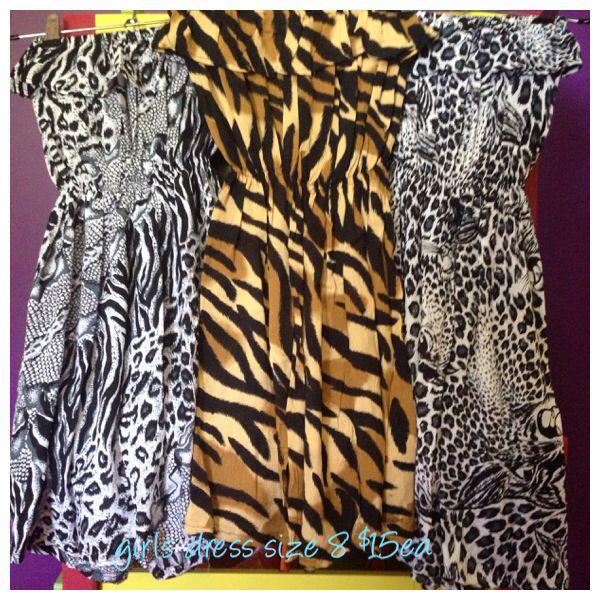 Girls dresses size 8