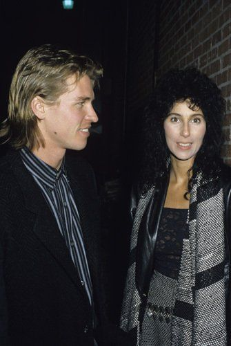 Cher and Val Kilmer (early 80's)