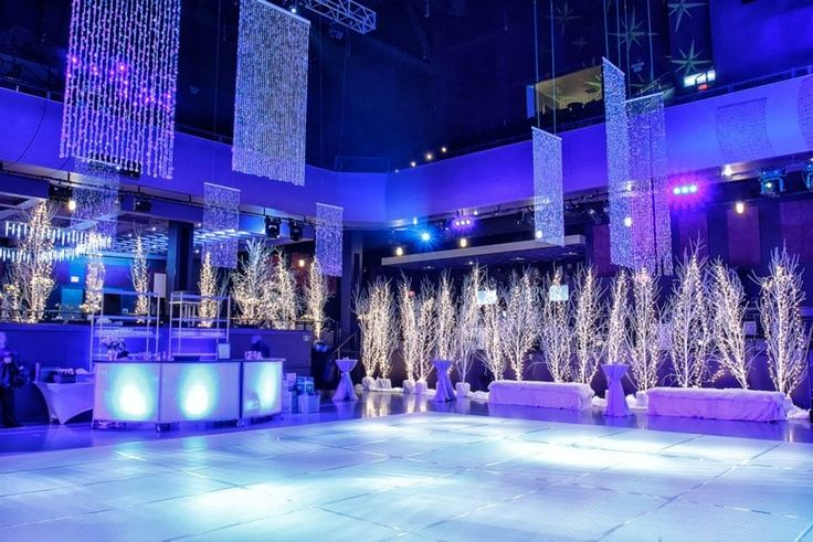winter wonderland corporate event - Google Search