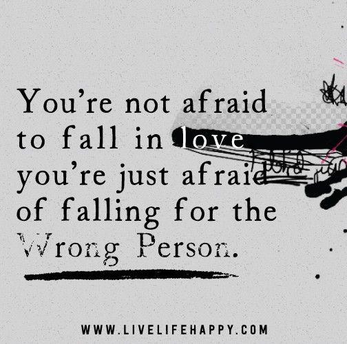 Best 25+ Afraid Of Love Ideas On Pinterest