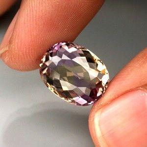 Jual Batu Natural Ametrine 6.69 carat | Unheated Untreated Gem Stone