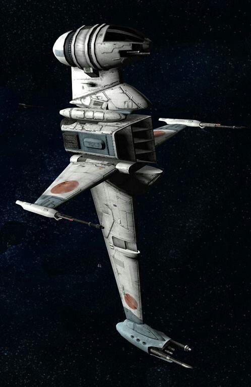 B-Wing Starfighter   Star Wars Universe   Star wars ...