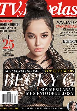 Revista TVyNovelas