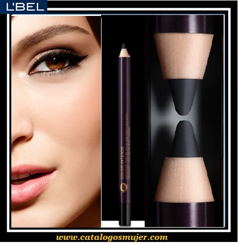 Delineador kohl de extra suavidad y duración con un color intenso.  Color: Negro *70% Dcto* Oferta S/.17.90