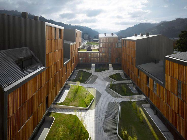 zigzag arquitectura — VIVAZZ, 131 Viviendas Protegidas — Immagine 1 di 15 — Europaconcorsi