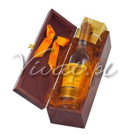 Zestaw Prezentowy Jazz Gift Box Jazz http://www.vivat.pl/440,zestaw-prezentowy-jazz.html Whisky szkocka Glenmorangie Original 10YO, dojrzewająca 10 lat, aromatyczna, warzona tradycyjnie od 1843 roku Francuskie trufle czekoladowe naturalne, Mathez 55 g