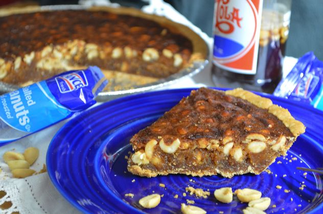 Peanuts Pie.If you've ever poured a salty pack of Lance Peanuts ...