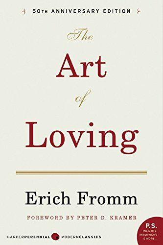 The Art of Loving by Erich Fromm http://www.amazon.com/dp/0061129739/ref=cm_sw_r_pi_dp_bNCwwb1KV4Q1Q