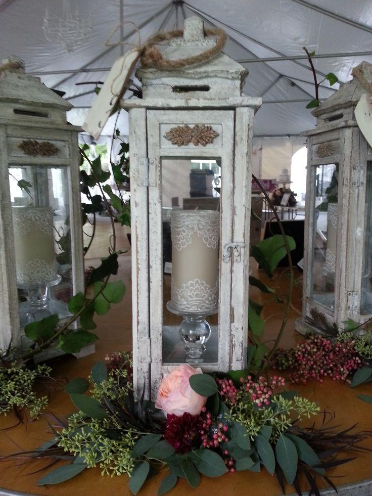 59 best sfm wedding centerpieces images on pinterest diy wedding lantern centerpieces dressed with mixed floral lantern centerpieceswedding centerpiecesquotesfloral junglespirit Gallery