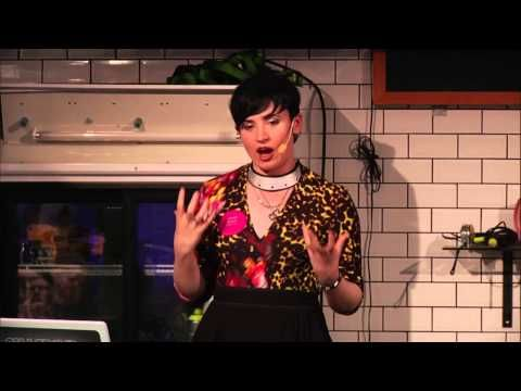 Laurie Penny - Online Harassment, What Drives it and How it Lowers Visions