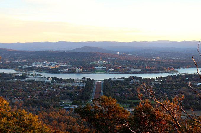 Mount Ainslie lookout – Photo: Belinda Luksic