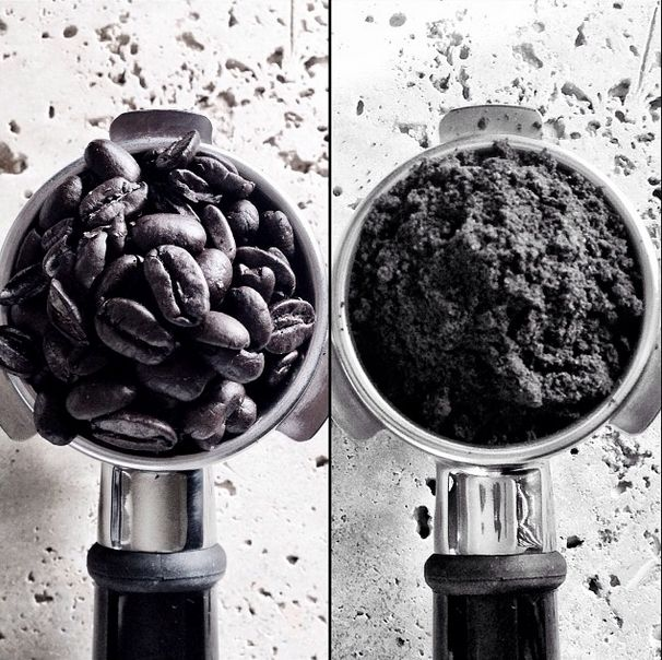 It all goes back to the bean. #espresso #PSL #passion #beautiful