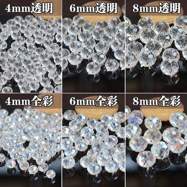 Iridescent beads