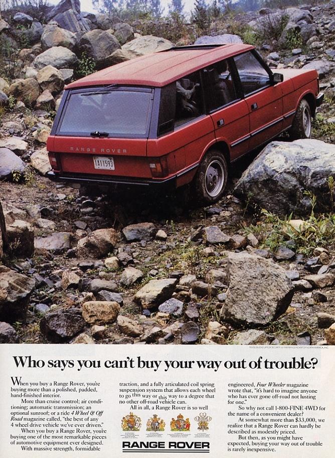 35 Best Vintage Land Rover Ads Amp Art Images On Pinterest