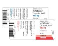 Wat is Nizatidine? Nizatidine is een zogenaamde H2-antagonist. De werkzame stof nizatadine heeft invloed op H2-receptoren: cellen in de maagwand die zorgen voor de productie van maagzuur.