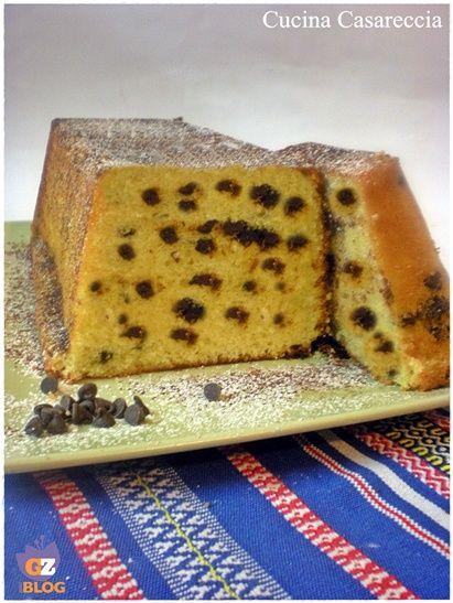 Plumcake con gocce di cioccolato ricetta inglese con delle modifiche ma sempre facile e golosa ideale per la prima colazione e per la merenda di bambini