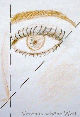 Verenas schöne Welt: Wie man noch schönere Augenbrauen bekommt!!! - How to get more beautiful Eyebrows!!!