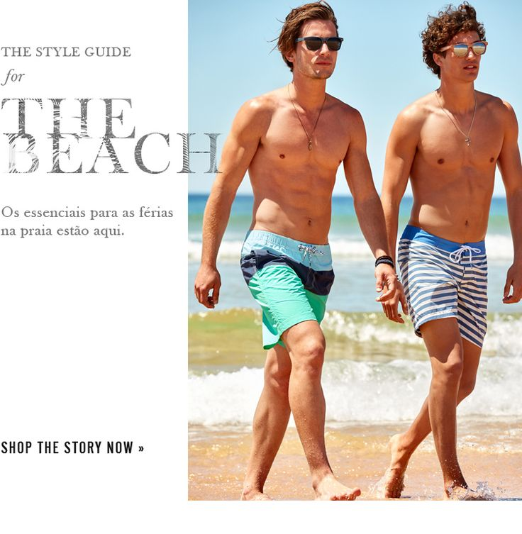 The Style Guide for the Beach