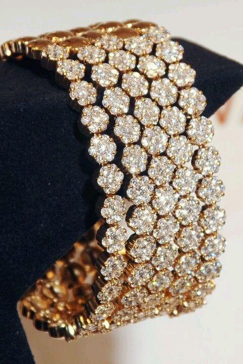 Luxury Le Vian Diamond Bracelet.