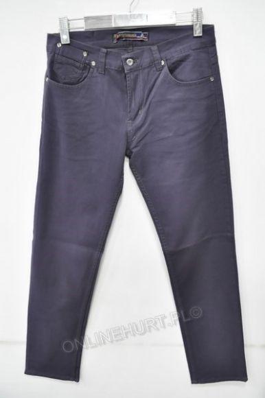 Spodnie Męskie Artista 1850  _E1 (30-38) stalowy