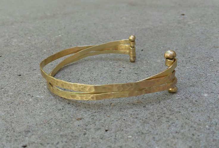 #handmade bracelet #bronze bracelet # greek jewel #perfect #summer in Greece