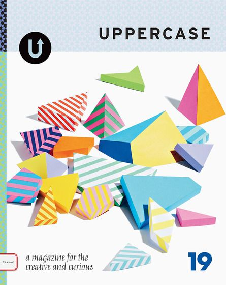 Uppercase magazine new issue