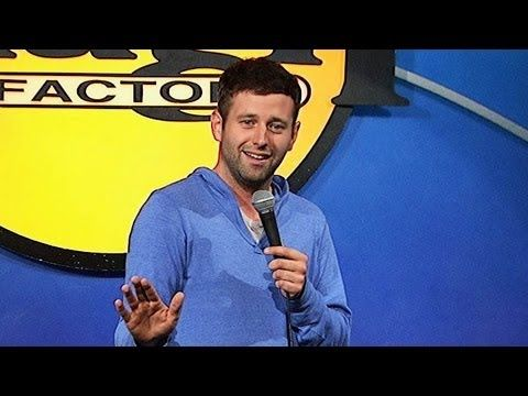 Brent Morin - Bad at Leaving (Stand Up Comedy) - YouTube