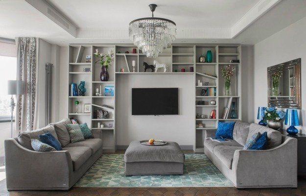 Как красиво расположить вещи на стеллаже: 7 лучших приемов декораторов | Свежие идеи дизайна интерьеров, декора, архитектуры на INMYROOM