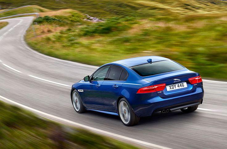 Jaguar XE | A redefinição do sedan esportivo