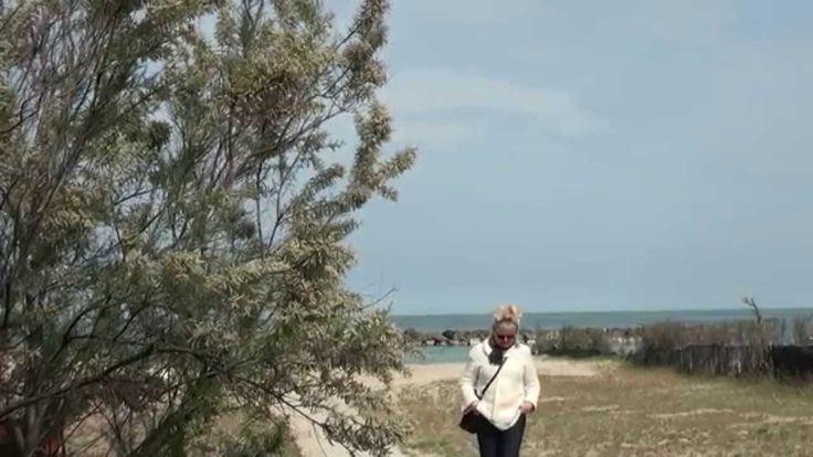 Прогулка возле моря