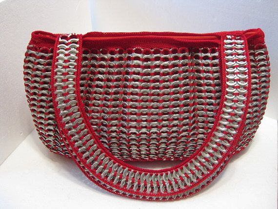 High Quality Soda Tabs Purse Professionally made inner liner