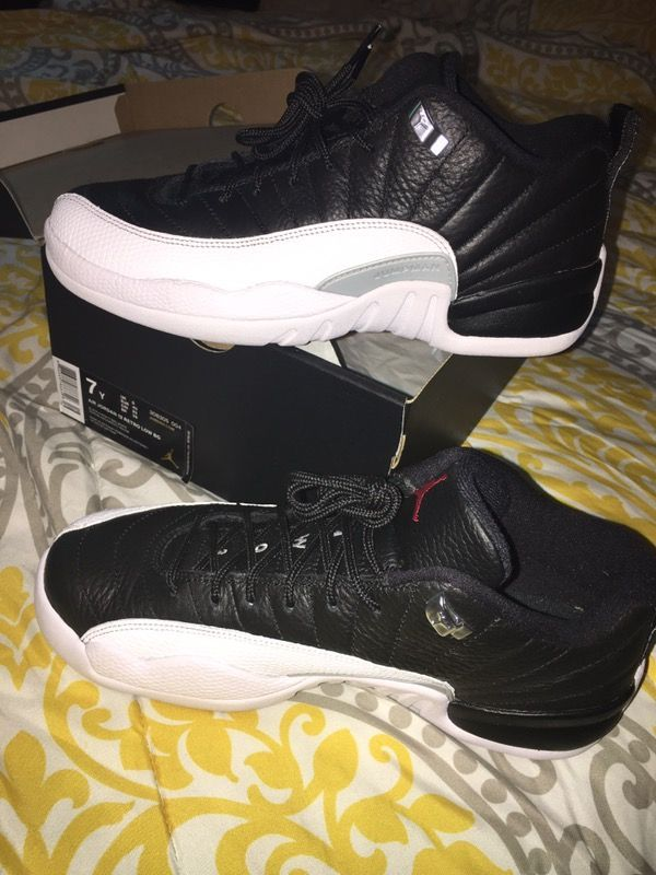 **Authentic** Jordan Retro 12's Low ( Clothing & Shoes ) in Florissant, MO - OfferUp