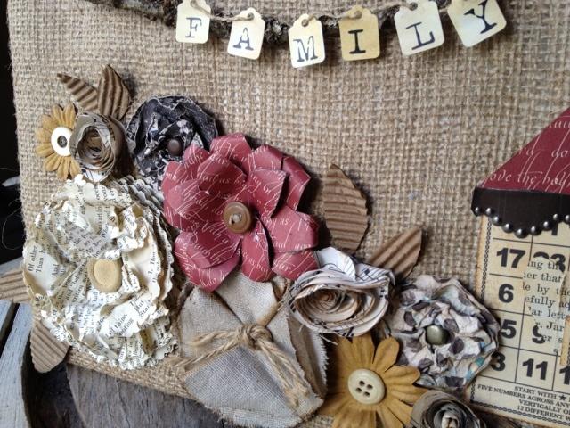 art soiree: paper flower making workshop