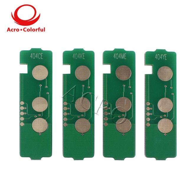 Clt K404s Clt C404s Clt M404s Toner Chip For Samsung Xpress Sl C430c430w C480 C480w C480fn C480fw Laser Printer Cartridge Refill Review Printer Cartridge Cartridge Refilling Laser Printer