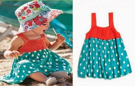 Sama seperti dengan orang dewasa, bayi juga harus bisa tampil gaya dan trendi. Karena itu, khususnya para orang tua harus pandai-pandai dala...