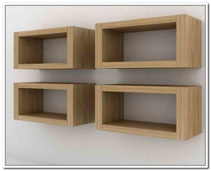 Ikea Box Shelves