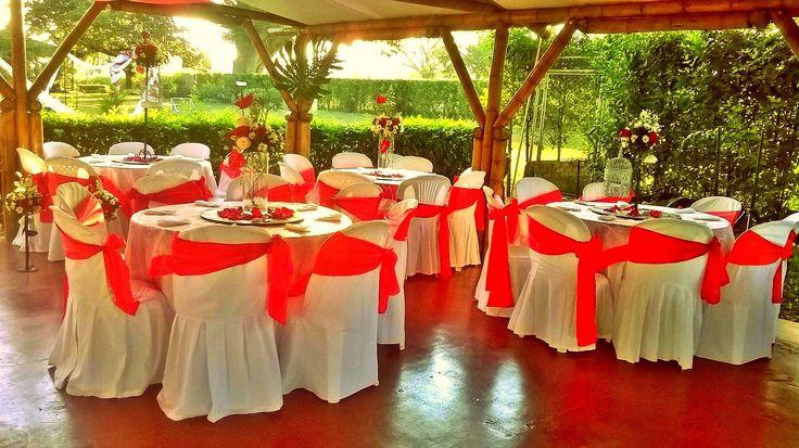 Matrimonio Campestre - Decoración Tipo Vintage