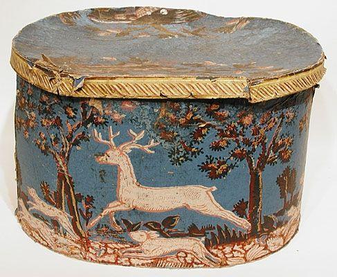 Decorative Luggage Box 503 Best Band Boxes Images On Pinterest  Hat Boxes Antique Boxes
