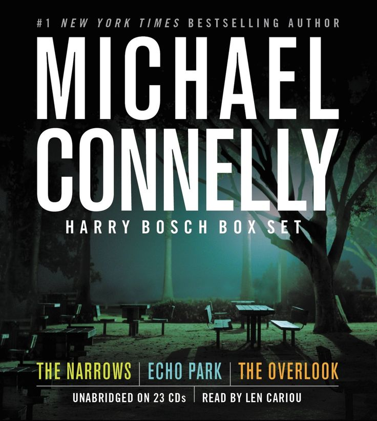 Michael Connolly's Harry Bosch series