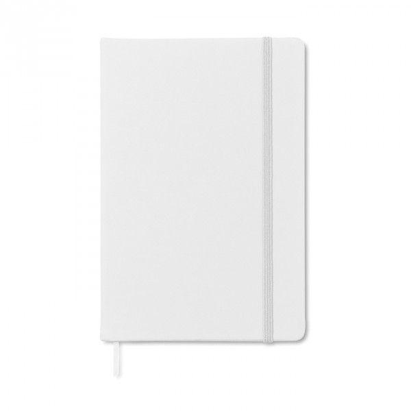 Quaderno A5 96 fogli bianchi Arconot.