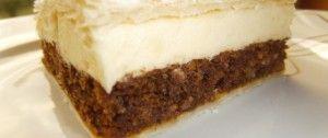 Fantastické krémové ořechové řezy v listovém těstě
