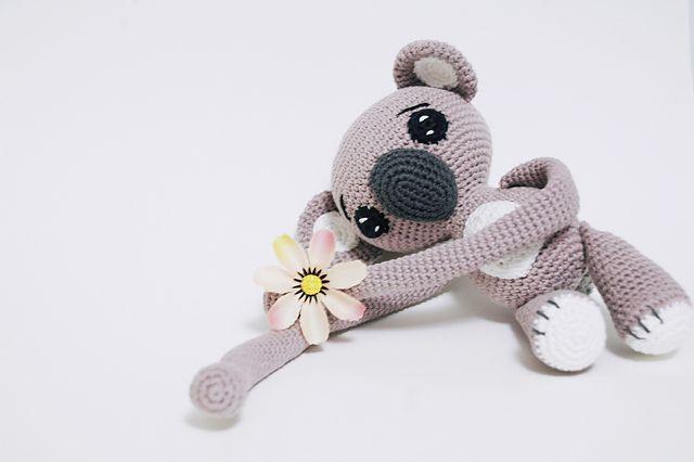 Ravelry: Mofli el Koala pattern by Stefy Plun