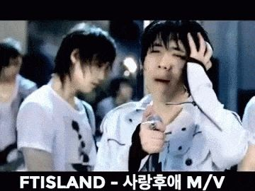 FTISLAND - 사랑후애 M/V【KPOP Korean POP Music K-POP 韓國流行音樂】