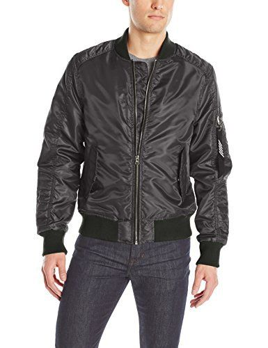 """Big and tall nylon bomber ma-1 flight jacket with utility zippered pocket on sleeve and moto detail on shoulder and arm       Famous Words of Inspiration...""""If the career you have chosen has some unexpected inconvenience, console yourself by reflecting that no career is...  More details at https://jackets-lovers.bestselleroutlets.com/mens-jackets-coats/lightweight-jackets/varsity-jackets/product-review-for-southpole-mens-big-tall-nylon-bomber-ma-1-jacke"""