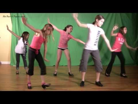 Advanced Tap Steps with Combination/Easy Dance - YouTube