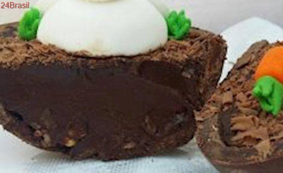 Ovos de chocolate sem leite são destaques do Encontro Vegano de Páscoa, em SP