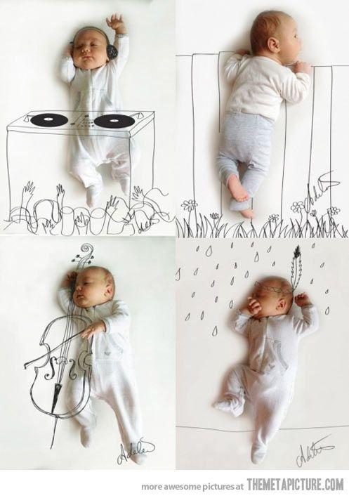 Baby Adventures…