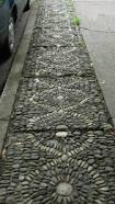 Afbeeldingsresultaat voor how to make a pebble stone mosaic
