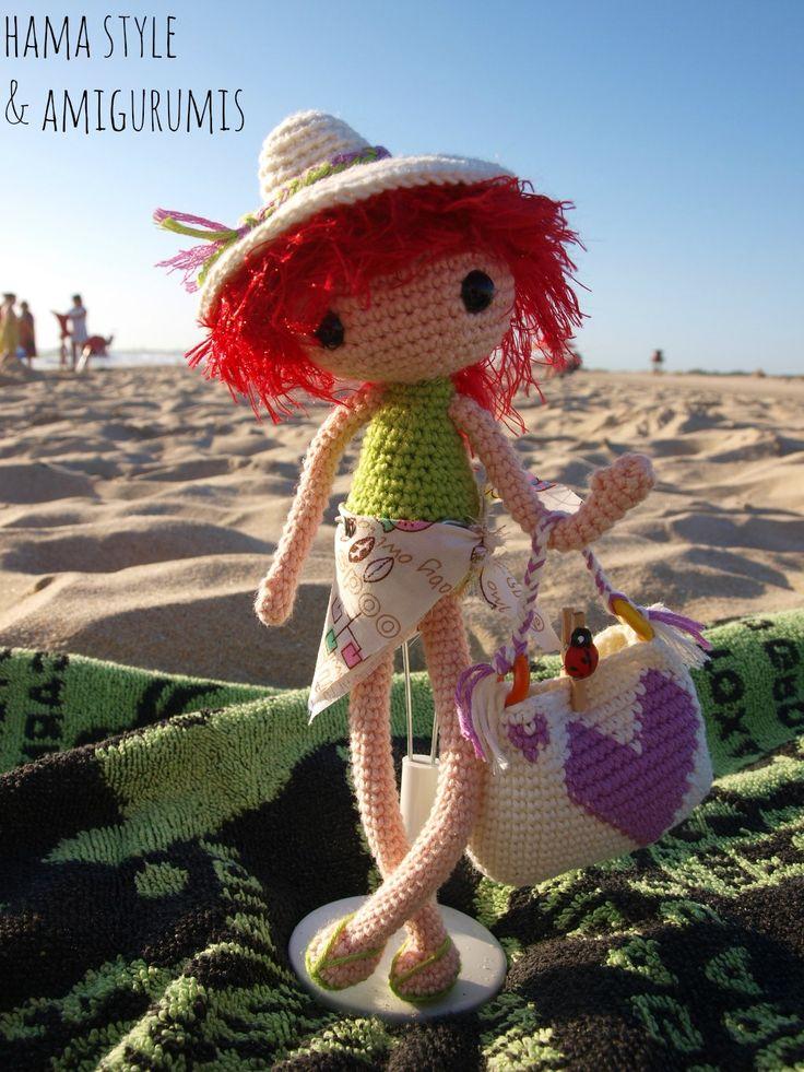 59 best Patrones gratis amigurumi images on Pinterest | Crochet ...